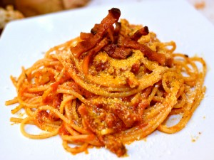amatriciana-guanciale